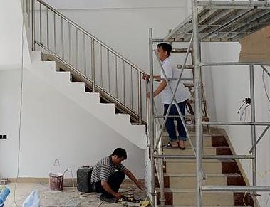 专业木楼梯安装